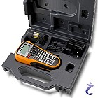 Brother P-touch 7100VP Beschriftungsgert f Elektro Handwerk im Koffer