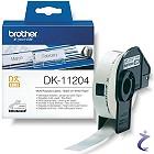 Brother P-touch Einzel-Etiketten DK-11204 DK11204