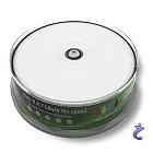 MediaRange DVD-R 4,7GB 16x Cake 25 Stk MR407 DVD Rohlinge bedruckbar