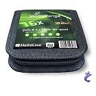 MediaRange 25x DVD+R 4,7GB 16x in Media Tasche / Wallet MR428 Rohlinge