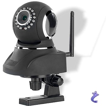 7links lan wlan ip pan tilt hd cam kamera ipc 770hd mit qr connect. Black Bedroom Furniture Sets. Home Design Ideas