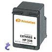 Printation - HP Nr. 338 - schwarze Patrone C8765EE Refill