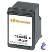 Printation - HP Nr. 337 - schwarze Patrone C9364EE Refill