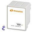 Printation - EPSON T037 kompatible Farbpatrone Rebuild