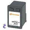 Printation - HP Nr. 27 C8727AE 20ml XXL Patrone schwarz Refill