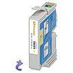 Printation - EPSON T0424 komp gelb Patrone - C13T042440 Rebuild