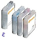 Printation Brother DCP MFC LC1000 - 4 Patronen Set Value Pack