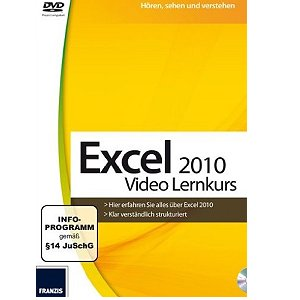 Excel-2010-Video-Lernkurs-Lernvideo-auf-DVD-NEU-amp-OVP