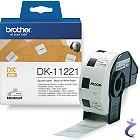 DK-11221 quadratische Etiketten