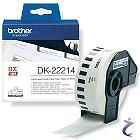 DK-22214 Endlosetikett weiß